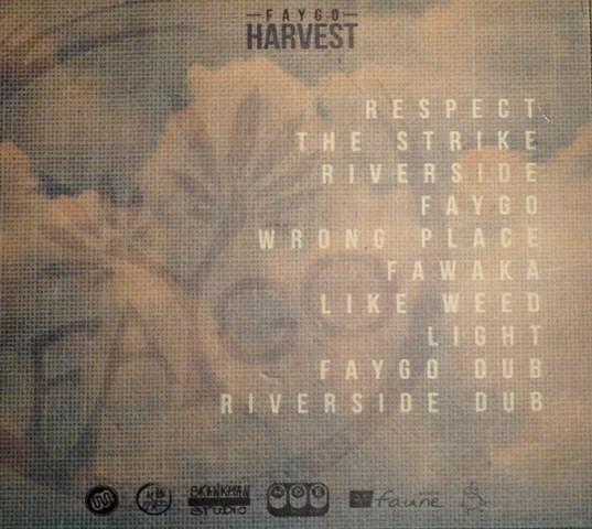 Faygo - Harvest Back
