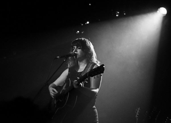 Lisa Leblanc - © F. Petit