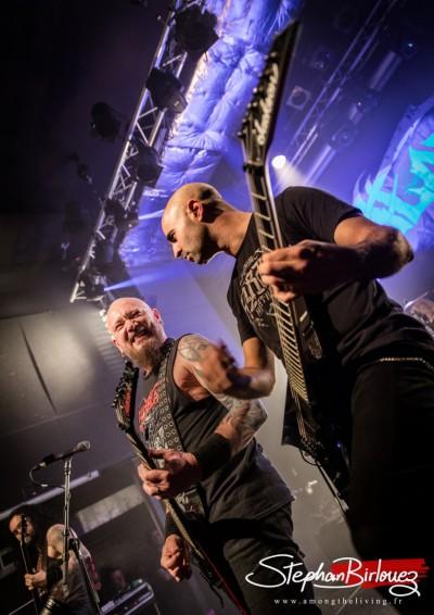 Death metal, loudblast, sublime dementia, live,