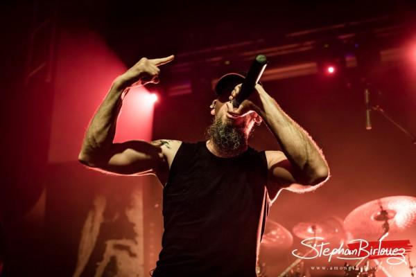 Tankrust, metal, death, thrash, loudblast, live,