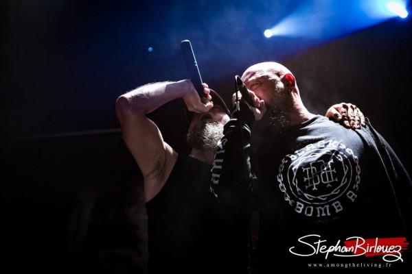Tankrust, death metal, thrash, loudblast, live, report,