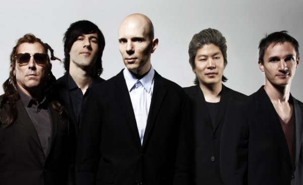 howerdel, james keenan, tool, 13th step, james iha, 2017, 2016