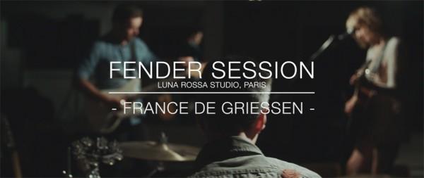 griessen, fender, live session #3