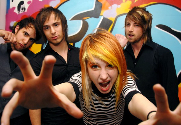 Membres Paramore datant