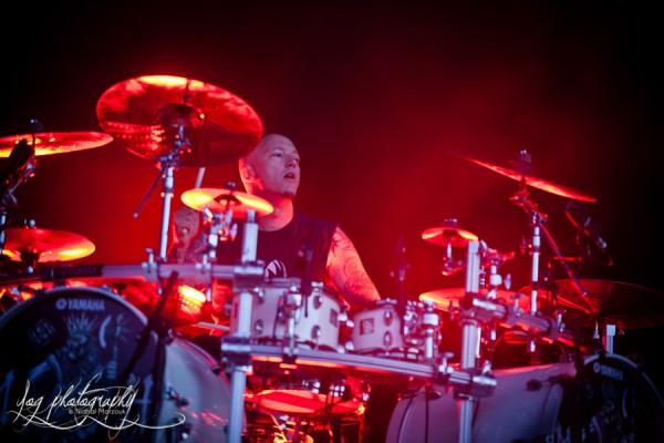Machine Head Dave McClain