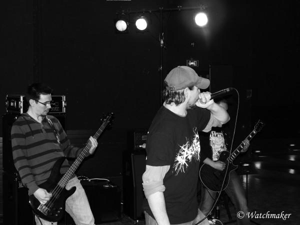 Meatball Grinder, death metal, chalons, contrepoint, delirium tremens prod,