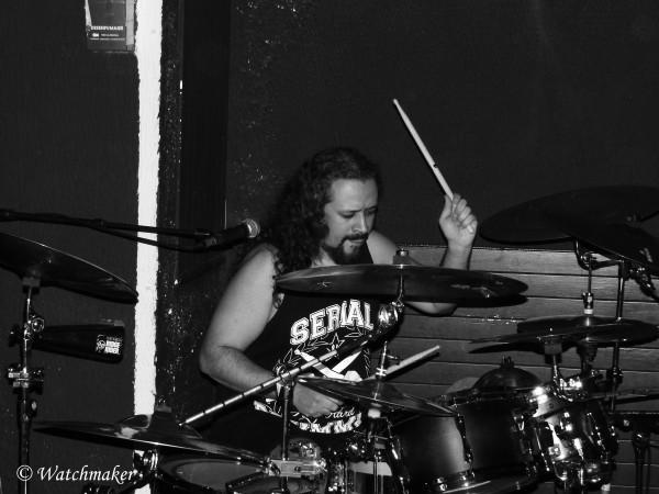 Corrosive Elements, live, metal, thrash, death, delirium, tremens, prod,