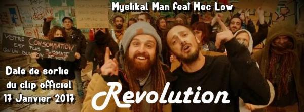 Mystikal Man & Mec Low - Revolution