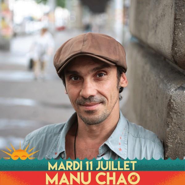 Manu Chao Déferlantes 2017