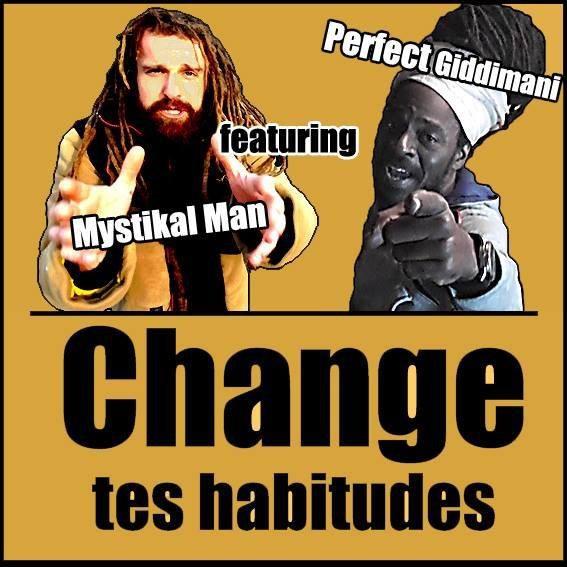 Mystikal Man & Perfect Giddimani - Change