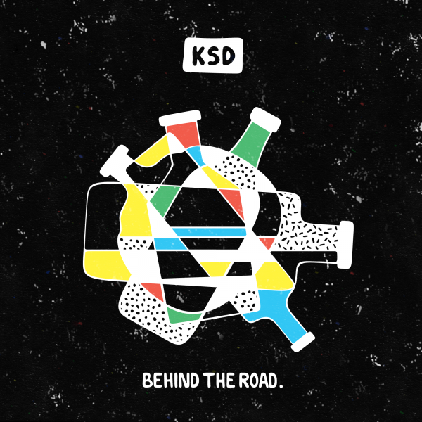 ksd, behind the road, ep