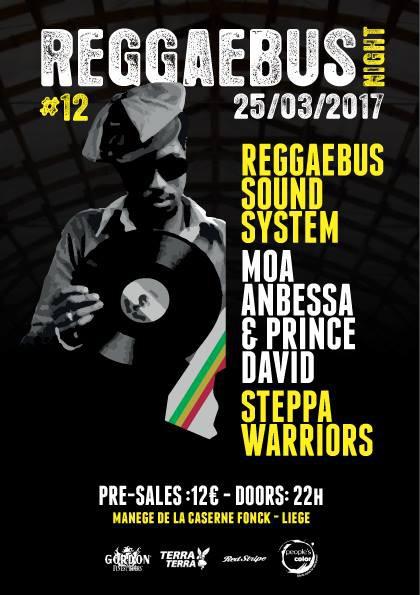 ReggaeBus night 12