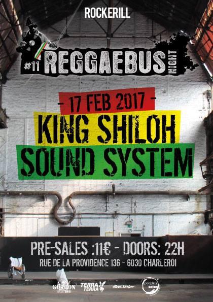 Reggaebus night 11