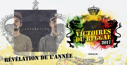 Album Revelation de l'année Victoires du Reggae 2017