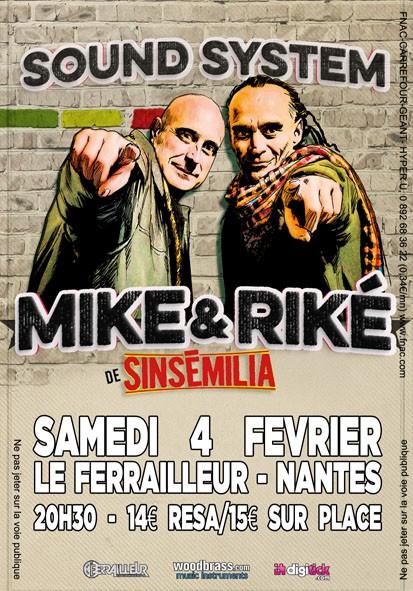 Mike et Riké (Sinsémilia)