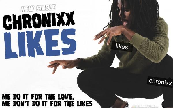 chronixx, dancehall, likes