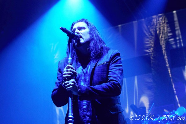 James Labrie, Dream Theater, Live report, Zenith, 2017, Images & Words,