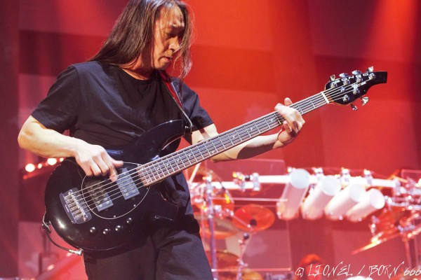 Myung, Dream Theater, Zenith, Paris, Metal prog, Images & Words,