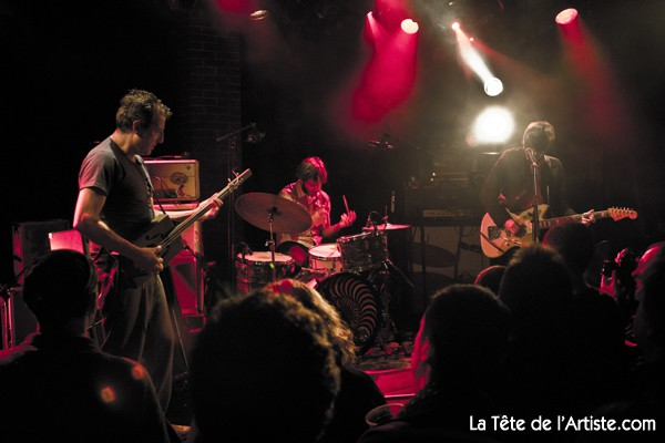 The Sore Losers, Skydogs, les Nuits de l'Alligator, la Maroquinerie, live-report