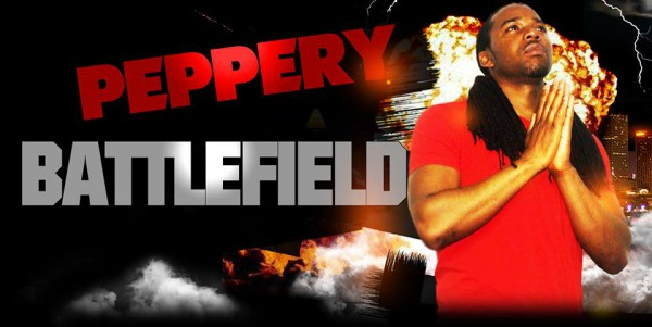 Peppery - Battlefield