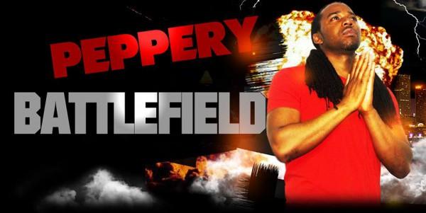 Peppery - Battlefield