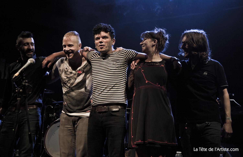 Mousquetaire #1, tournée, Victoire2, Montpellier, concert, pop rock, rock français, rock poétique, Eiffel, Romain Humeau