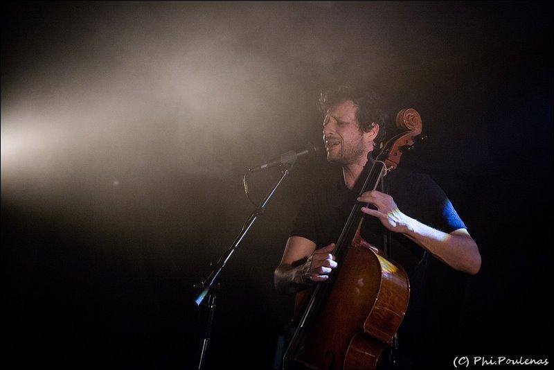 Iaross, Victoire2, Montpellier, tournée Romain Humeau