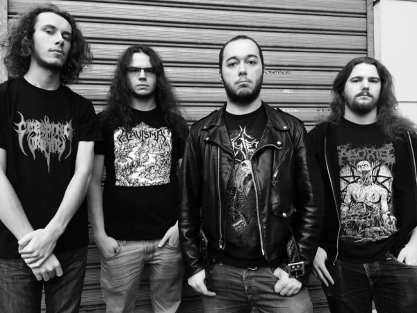 Creeping Fear, death metal, onward to apocalypse, review, interview, french, dolorem