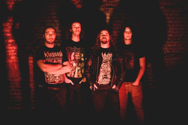 Creeping Fear, Onward to apocalypse, dolorem, interview, death, metal,