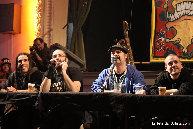 Ska, punk, resisténcia, nouvel album, interview, Goulamas'K, Occitanie, Puisserguier