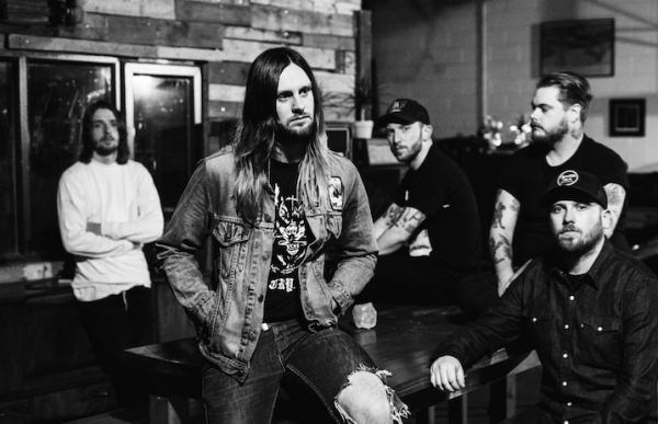 interview, while she sleeps, you are we, metalcore, sheffield