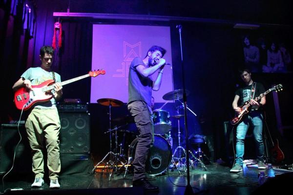 Mars Era, Groupe, Band, live, concert