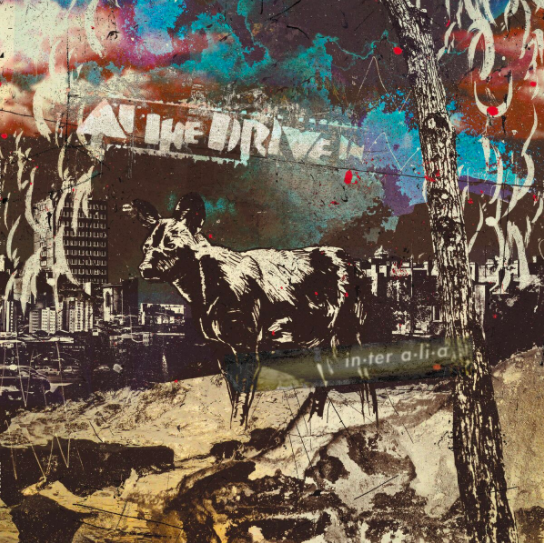 At The Drive-In, nouvel album, In. ter a . li . a
