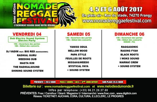 nomade reggae festival, raggasonic, dj vadim, yaniss odua