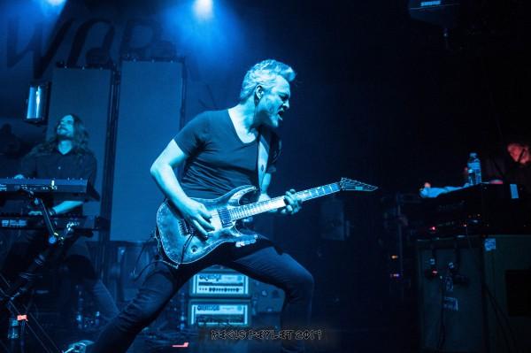 Soilwork, Sylvain Coudret, death metal, bataclan, live