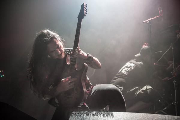 Soilwork, death metal, melodic, report, bataclan, bjorn strid,