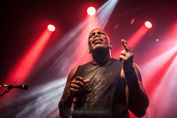Sepultura, Derrick Green, report, bataclan, Machine Messiah, thrash, Kisser