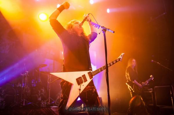 Thrash, kreator, metal, big four, Mille Petrozza, Bataclan, live, Gods of Violence,