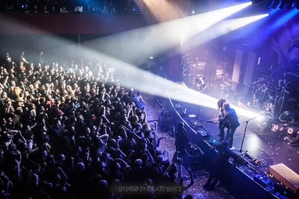 Kreator, metal, live, thrash, bataclan