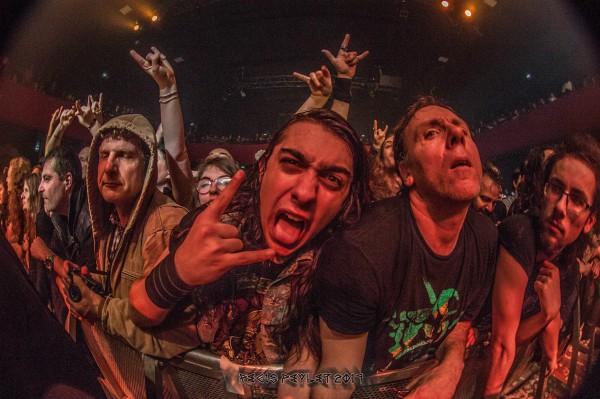 Metal, fan, bataclan, thrash, pit,
