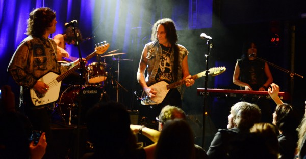 The Fuzztones Band Playing- Petit Bain 24 Février 2017