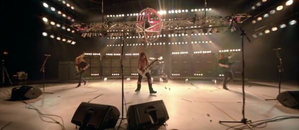 Airbourne, hommage, Lemmy, Bomber, clip, Motorhead, new, It's All For Rock N' Roll
