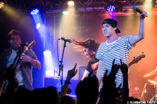 state champs, as it is, northbound, la boule noire, paris, concert, Florentine Pautet, pop punk