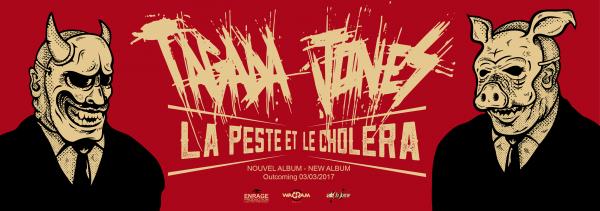 Punk, Hardcore, Métal, Nouvel Album, 2017