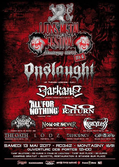 Lions Metal Fest Open Air