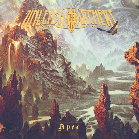 apex, unleash the archers, napalm records, nouvel album, power metal, canada, sortie, 2017