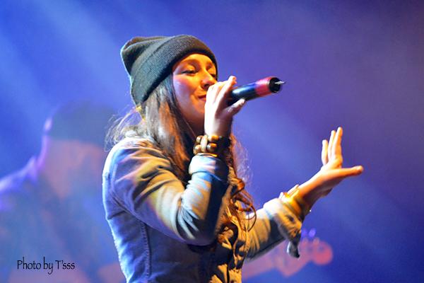 Sara Lugo zion