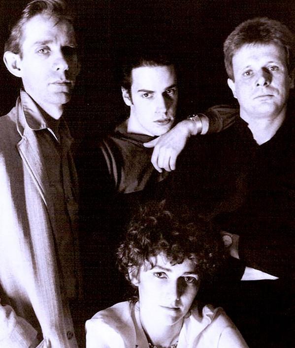 new wave, post-punk, 1981