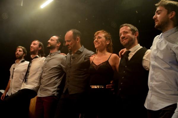 Marta Ren & The Groovelvets Plan