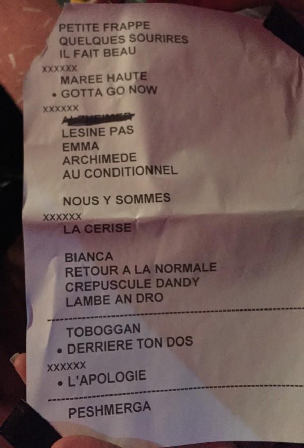 Concert, Rock, Bretagne, Retour, 2017, Matmatah